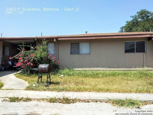 3807 Sherril Brook Rd, San Antonio, TX 78228 (MLS #1522143) :: Tom White Group