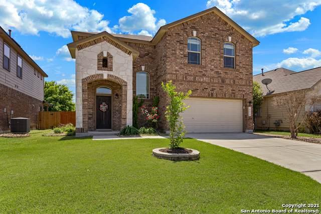 8614 Lahemaa Falls, San Antonio, TX 78251 (MLS #1522145) :: BHGRE HomeCity San Antonio