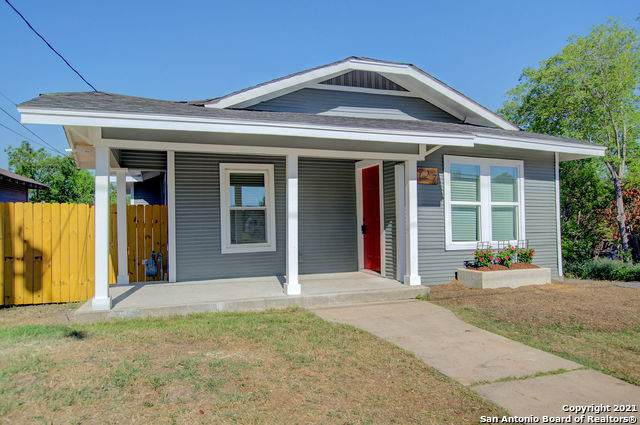 727 S Palmetto Ave, San Antonio, TX 78203 (MLS #1522155) :: Tom White Group