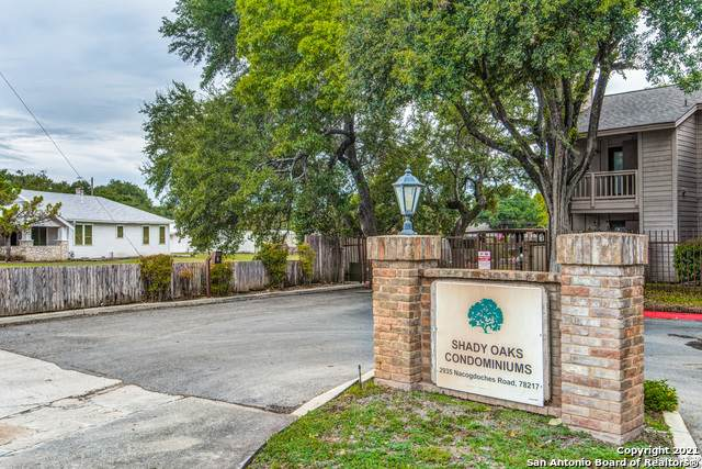 2935 Nacogdoches Rd #211, San Antonio, TX 78217 (MLS #1522182) :: Tom White Group