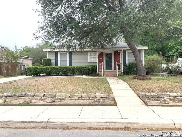 422 Burcham Ave, San Antonio, TX 78221 (MLS #1522206) :: Tom White Group