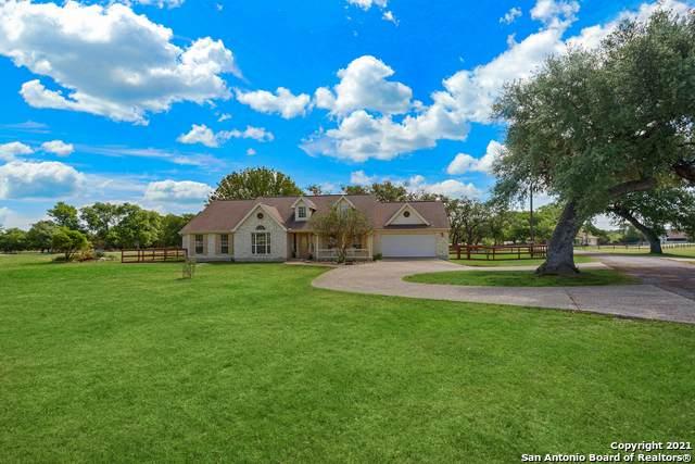 136 Antler Circle, Bandera, TX 78003 (MLS #1522226) :: The Lopez Group