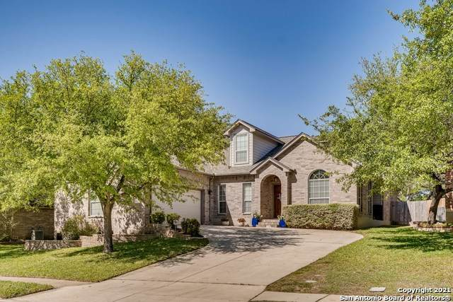 15915 La Madera Rio, Helotes, TX 78023 (MLS #1522237) :: Keller Williams Heritage