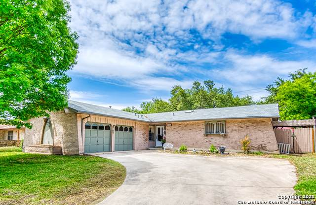 6723 Connie Mack St, San Antonio, TX 78240 (MLS #1522266) :: 2Halls Property Team | Berkshire Hathaway HomeServices PenFed Realty