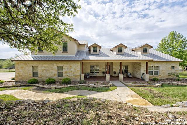 1630 Rebecca Ranch Rd, Canyon Lake, TX 78133 (MLS #1522272) :: Tom White Group