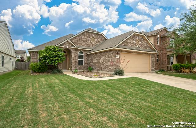 9910 Bushbuck Way, San Antonio, TX 78251 (MLS #1522281) :: 2Halls Property Team | Berkshire Hathaway HomeServices PenFed Realty