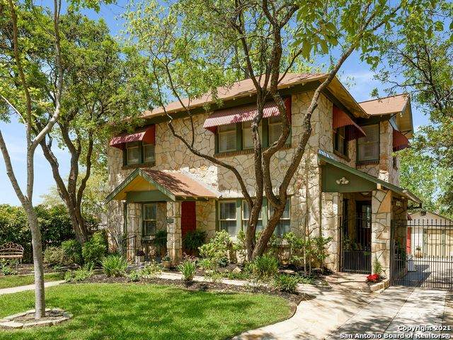 335 W Rosewood Ave, San Antonio, TX 78212 (MLS #1522283) :: 2Halls Property Team | Berkshire Hathaway HomeServices PenFed Realty