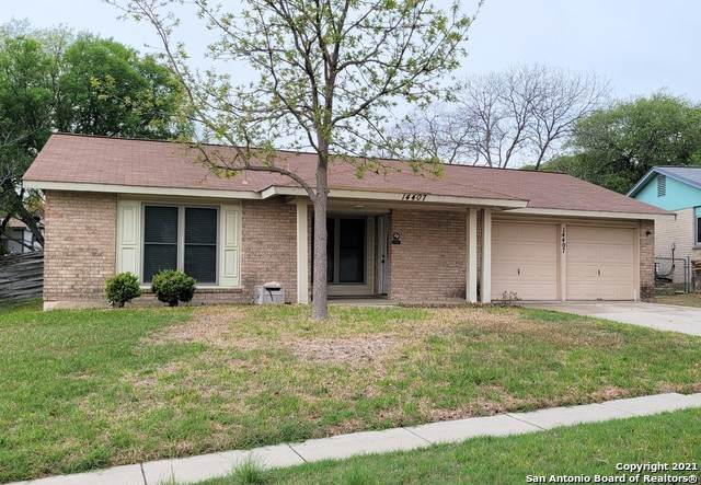 14407 Briarlake St, San Antonio, TX 78247 (MLS #1522289) :: Alexis Weigand Real Estate Group