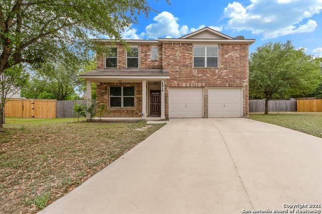 8016 Rosespur Park, Selma, TX 78154 (MLS #1522291) :: The Gradiz Group