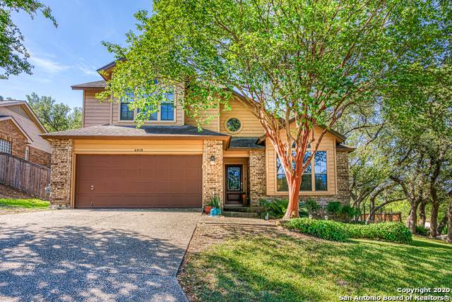 6818 Waxachie Way, San Antonio, TX 78256 (MLS #1522315) :: Alexis Weigand Real Estate Group