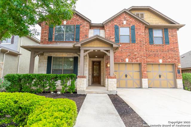 1415 Saddle Blanket, San Antonio, TX 78258 (MLS #1522316) :: Alexis Weigand Real Estate Group