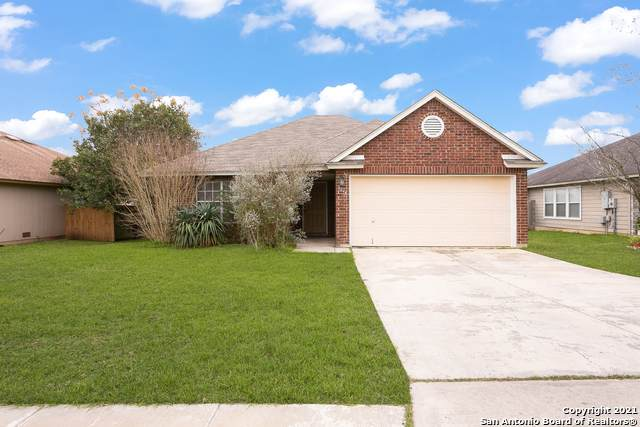 1244 Stone Branch, New Braunfels, TX 78132 (MLS #1522335) :: The Lopez Group
