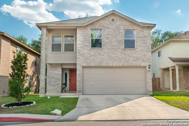 727 Caravel St, San Antonio, TX 78253 (MLS #1522352) :: 2Halls Property Team | Berkshire Hathaway HomeServices PenFed Realty