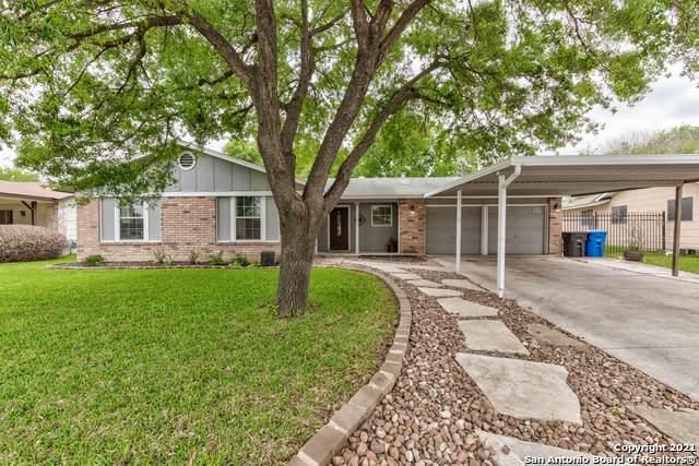 7462 Fieldgate Dr, San Antonio, TX 78227 (MLS #1522356) :: Keller Williams Heritage
