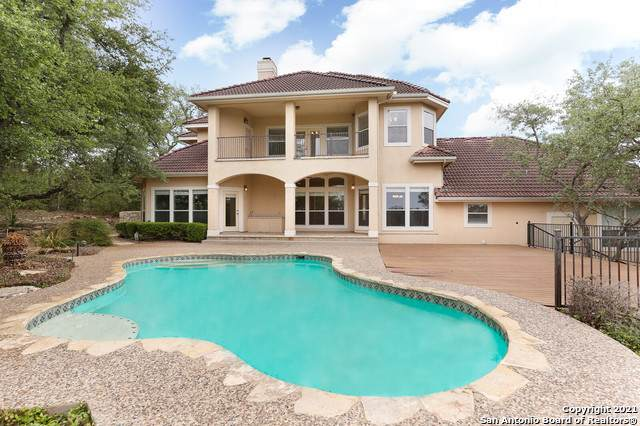 8011 Windermere Dr, Fair Oaks Ranch, TX 78015 (MLS #1522371) :: Keller Williams Heritage