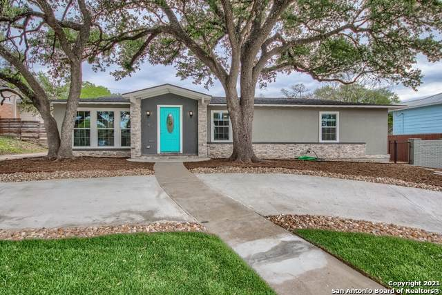 745 Morningside Dr, Terrell Hills, TX 78209 (MLS #1522403) :: Keller Williams Heritage