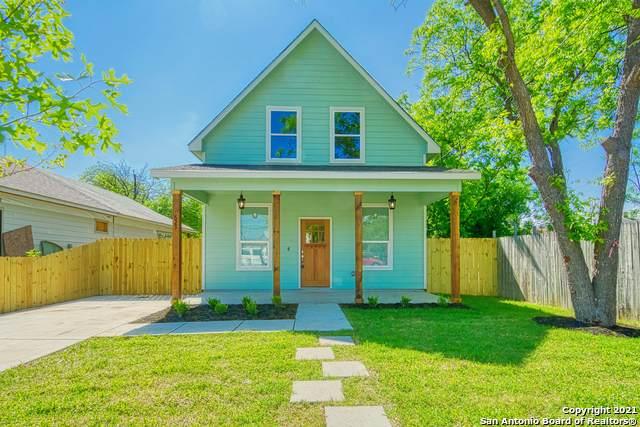 623 Saint Charles, San Antonio, TX 78202 (MLS #1522414) :: The Lugo Group