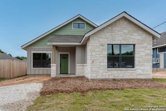 1247 Green Hill Dr, Canyon Lake, TX 78133 (MLS #1522444) :: Keller Williams Heritage