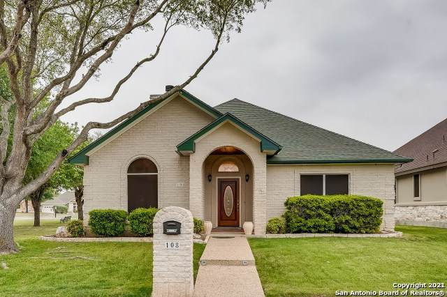 108 Keith Foster Dr, New Braunfels, TX 78130 (MLS #1522456) :: 2Halls Property Team | Berkshire Hathaway HomeServices PenFed Realty