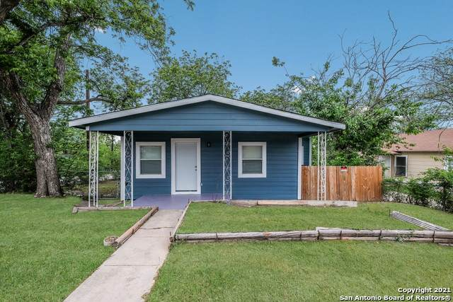 203 Anderson Ave, San Antonio, TX 78203 (MLS #1522478) :: The Mullen Group | RE/MAX Access