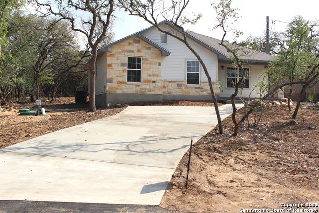 1174 Buckskin Pass, Spring Branch, TX 78070 (MLS #1522510) :: The Glover Homes & Land Group