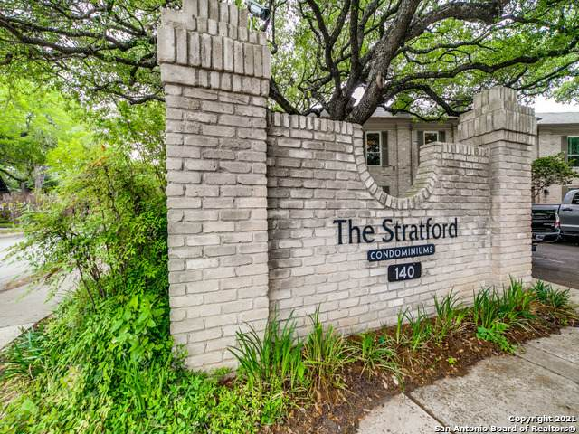 140 Patterson Ave #402, Alamo Heights, TX 78209 (MLS #1522590) :: Santos and Sandberg