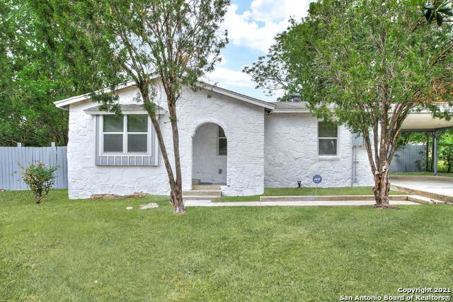 5123 Hayden Dr, San Antonio, TX 78242 (MLS #1522603) :: Tom White Group