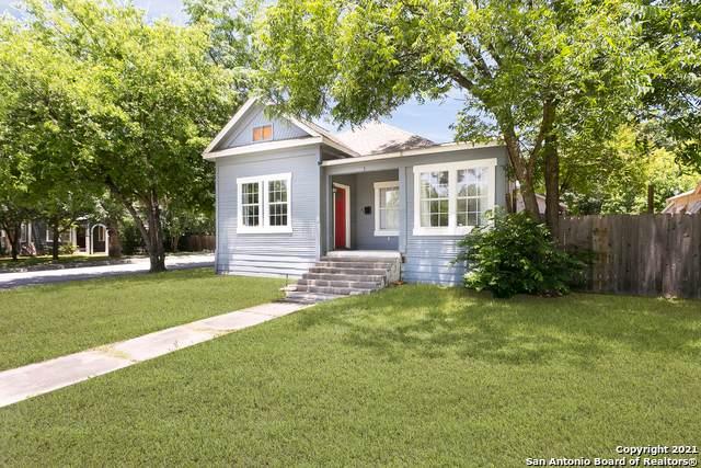 1751 W Mistletoe Ave, San Antonio, TX 78201 (MLS #1522607) :: The Real Estate Jesus Team