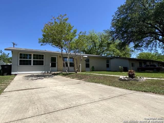 4107 Waikiki Dr, San Antonio, TX 78218 (MLS #1522626) :: 2Halls Property Team | Berkshire Hathaway HomeServices PenFed Realty