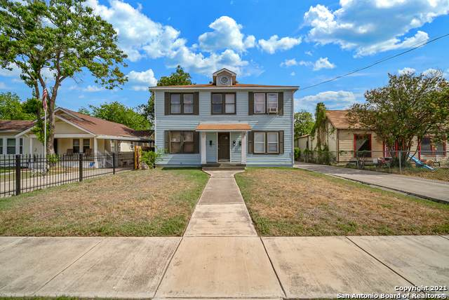 1931 Cincinnati Ave, San Antonio, TX 78228 (MLS #1522637) :: 2Halls Property Team | Berkshire Hathaway HomeServices PenFed Realty