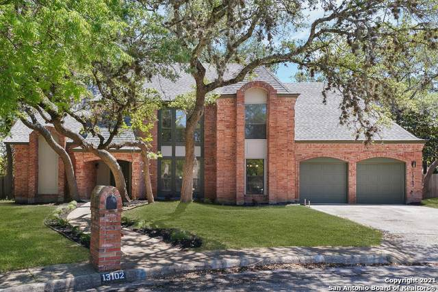 13102 Hunters Brook St, San Antonio, TX 78230 (MLS #1522664) :: 2Halls Property Team | Berkshire Hathaway HomeServices PenFed Realty