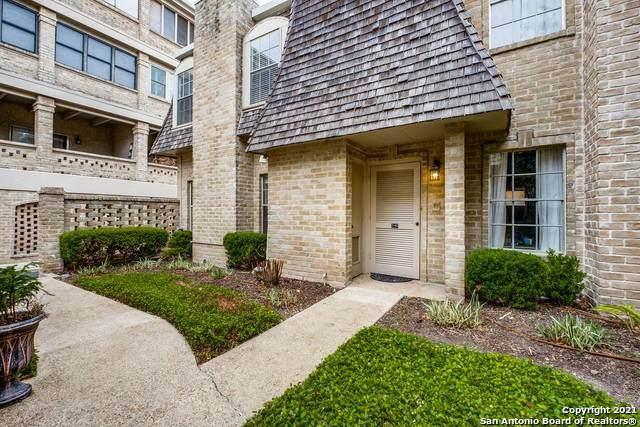 7731 Broadway St 40F, San Antonio, TX 78209 (MLS #1522757) :: 2Halls Property Team | Berkshire Hathaway HomeServices PenFed Realty