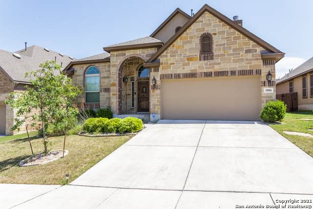 3806 Cordoba Crk, San Antonio, TX 78259 (MLS #1522803) :: The Glover Homes & Land Group