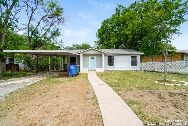 243 Felps Blvd, San Antonio, TX 78221 (MLS #1522806) :: Beth Ann Falcon Real Estate