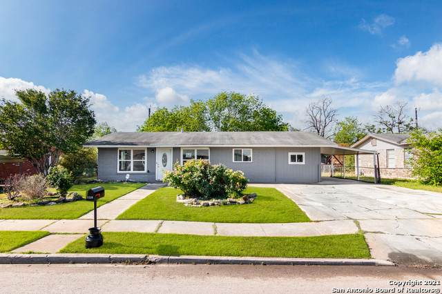 7226 Westshire Dr, San Antonio, TX 78227 (MLS #1522818) :: The Glover Homes & Land Group
