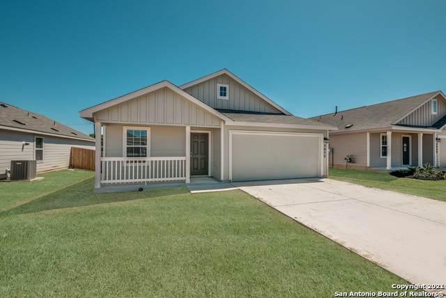 11914 Pewee, San Antonio, TX 78221 (MLS #1522859) :: BHGRE HomeCity San Antonio