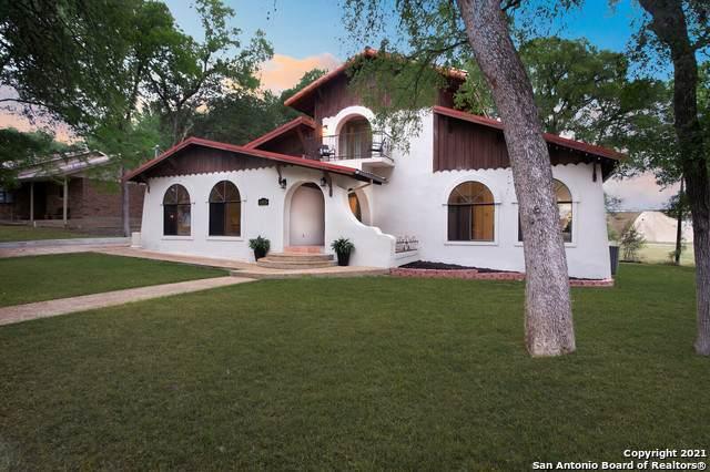 1008 Madeline St, New Braunfels, TX 78132 (MLS #1522921) :: BHGRE HomeCity San Antonio