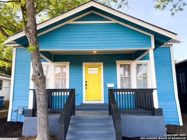 1231 E Crockett St, San Antonio, TX 78202 (MLS #1522970) :: Keller Williams Heritage