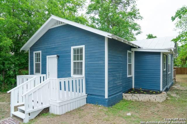 1425 Montana St, San Antonio, TX 78203 (MLS #1522988) :: The Gradiz Group