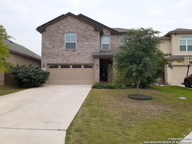 8323 Gentry Crk, San Antonio, TX 78254 (MLS #1523052) :: 2Halls Property Team | Berkshire Hathaway HomeServices PenFed Realty