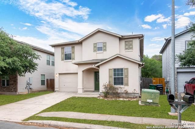 156 Booker Palm, San Antonio, TX 78239 (MLS #1523108) :: Keller Williams Heritage