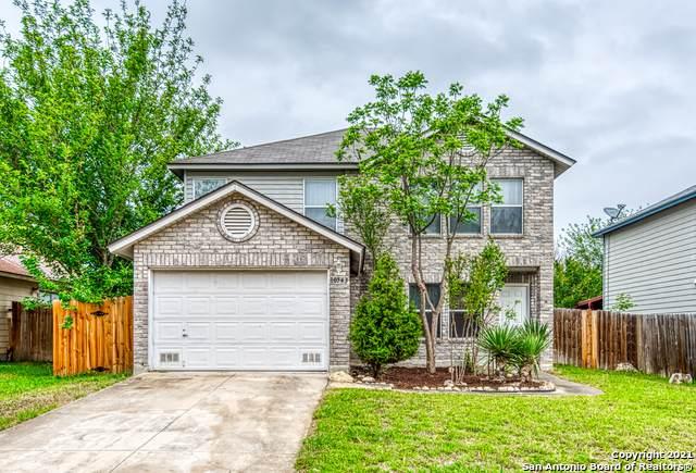 10743 Vollmer Ln, San Antonio, TX 78254 (MLS #1523157) :: BHGRE HomeCity San Antonio