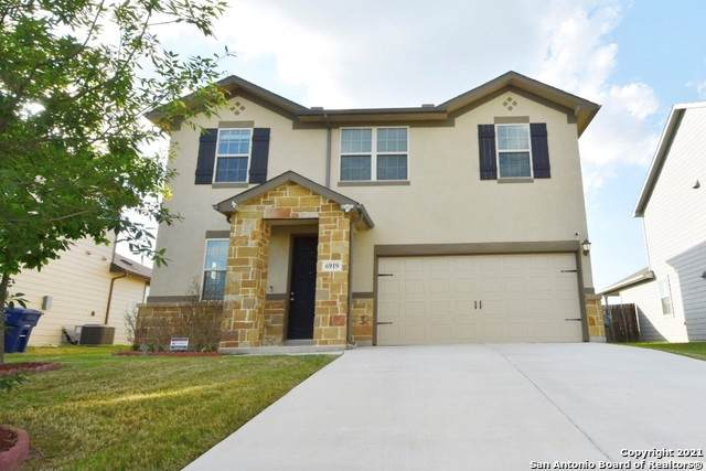6919 Hanover Stone, San Antonio, TX 78244 (MLS #1523189) :: The Glover Homes & Land Group