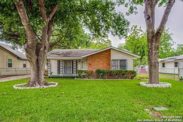 415 E Mayfield Blvd, San Antonio, TX 78214 (MLS #1523206) :: Tom White Group