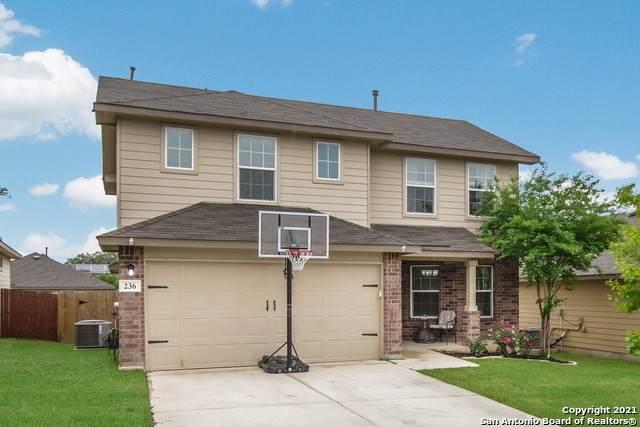 236 Elisabeth Run, San Antonio, TX 78253 (MLS #1523236) :: BHGRE HomeCity San Antonio