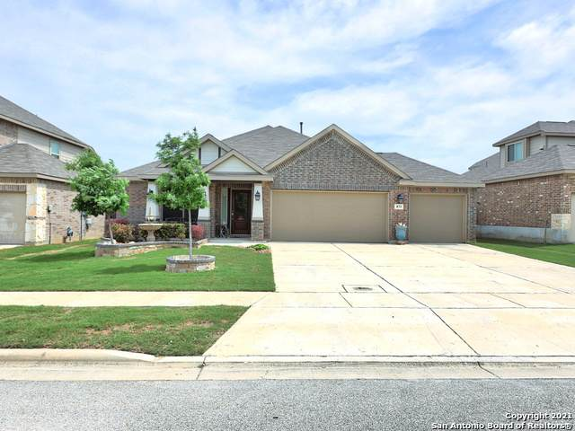 873 Serene Hills, New Braunfels, TX 78130 (MLS #1523305) :: The Gradiz Group