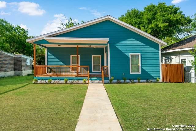 343 Bank, San Antonio, TX 78204 (MLS #1523338) :: The Lugo Group
