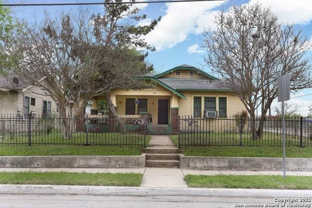 702 Hays St, San Antonio, TX 78202 (MLS #1523352) :: Keller Williams Heritage