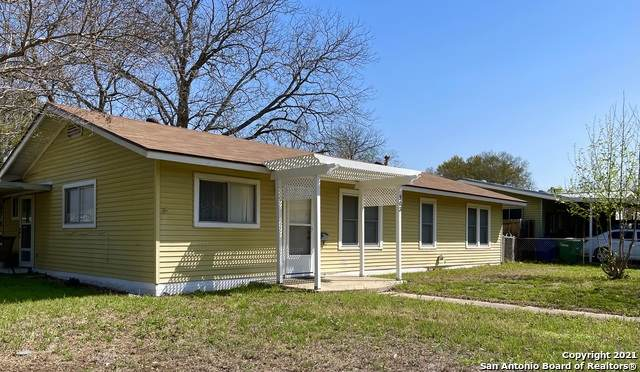 303 Hatcher Ave, San Antonio, TX 78223 (MLS #1523363) :: Keller Williams Heritage