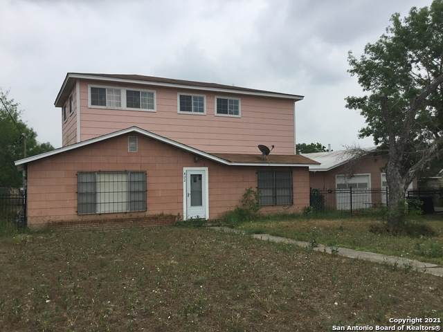 822 Rockwell Blvd, San Antonio, TX 78224 (MLS #1523391) :: The Gradiz Group